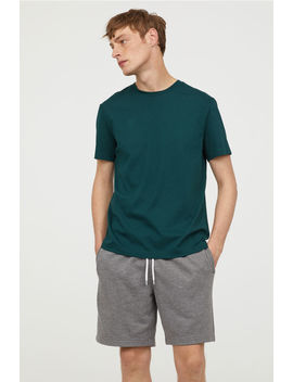 2 Pack Sweatshorts Regular Fit by H&M