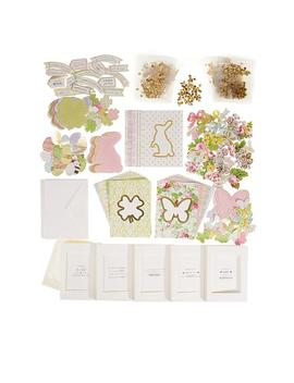 Anna Griffin® Spring Shaker Card Making Kit by Anna Griffin