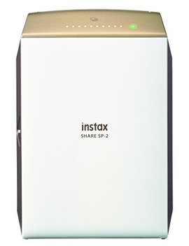 Fujifilm 16522256 Instax Share Gold by Amazon