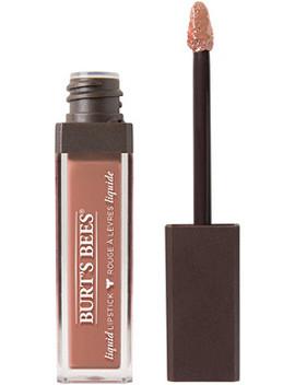 Moisturizing Liquid Lipstick by Burt's Bees