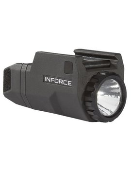 In Force Ap Lc Compact Wml Weapon Mounted White Light For Glock Auto Pistol 200 Lumens Black Acg 05 1 by In Force