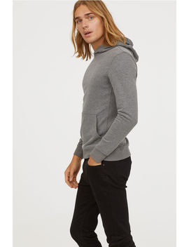 Capuchonsweater   Slim Fit by H&M