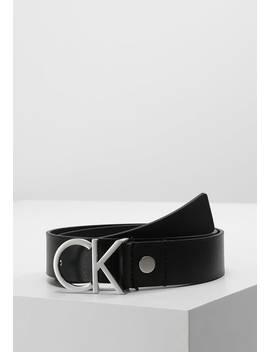 Logo Belt   Skärp by Calvin Klein