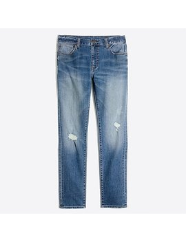 Slim Fit Flex Jean In Luck Wash by J.Crew