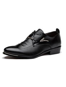Blivener Men's Tuxedo Dress Shoes Fashion Oxford by Blivener
