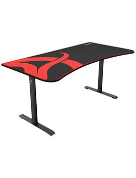 Arozzi Arena Gaming Desk   Black by Arozzi