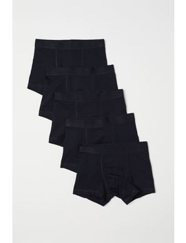 5 Pack Boxer Shorts by H&M