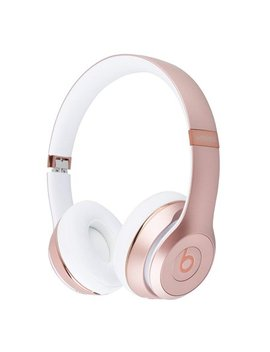 Solo3 Wireless Headphones Special Edition, Rose Gold (Mnet2 Ll/A) by Wireless Bluetooth Headphones
