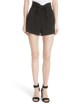 Kerry Tie High Waist Shorts by A.L.C.