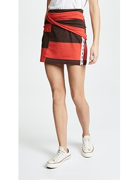 Wrap Mini Skirt by 3.1 Phillip Lim