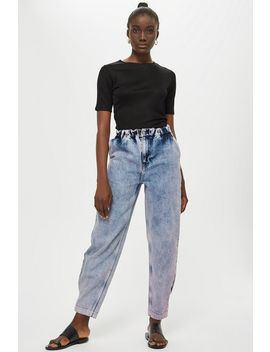 **Pink Tint Mensy Jeans By Boutique by Topshop