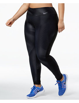 Power Plus Size Training Tights by Nike