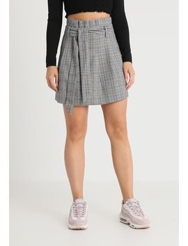 Onlarmanda Paperbag Skirt   Spódnica Trapezowa by Only Petite