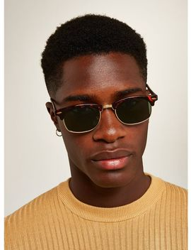 Hindsight Vintage 'colley' Tortoiseshell Sunglasses* by Topman