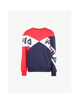 Lidia Cotton Blend Sweatshirt by Fila