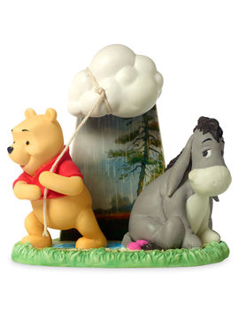 Winnie The Pooh And Eeyore Figurine By Precious Moments by Disney