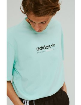 Kaval Mint T Shirt by Adidas