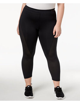 Plus Size Pro Hyper Cool Capri Leggings by Nike