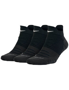 3 Pk. Dry Low Rise Training Socks by Nike