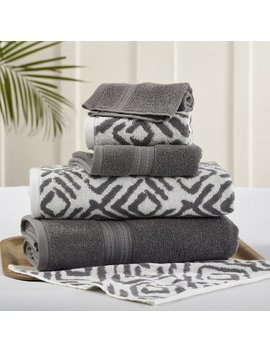 Winston Porter 6 Piece 100 Percents Cotton Towel Set & Reviews by Winston Porter