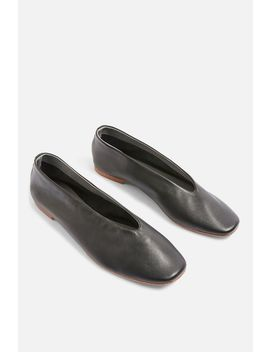 Kick Ballerina Pumps by Topshop