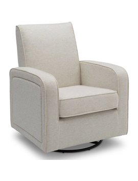 Delta Furniture Charlotte Glider Swivel Rocker Chair, (Choose Your Color) by Delta Furniture