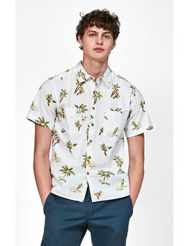 Kahuna Short Sleeve Button Up Shirt by Tcss