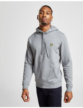 Lyle & Scott Overhead Core Hoodie by Lyle & Scott