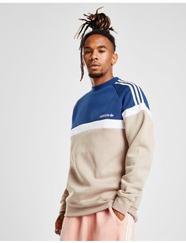 Adidas Originals Itasca Crew Sweatshirt by Adidas Originals
