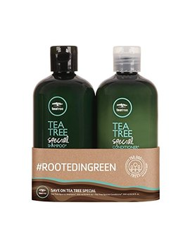 Tea Tree Special Shampoo, Conditioner Duo 10.14 Fl. Oz. (Each) by Paul Mitchell