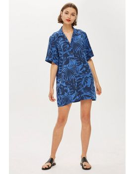 **Palm Bowling Dress By Boutique by Topshop