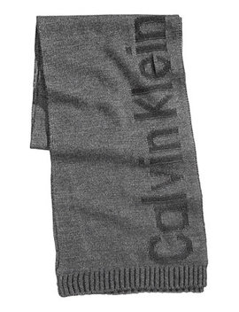Men's Plaited Logo Scarf by Calvin Klein