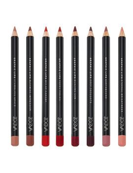 Graphic Lips Box 8 X 1.2g by Zoeva
