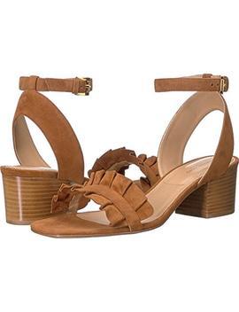 Michael Kors Womens Monroe Suede Pleated Dress Sandals Shoes Bhfo 0694 by Michael Kors