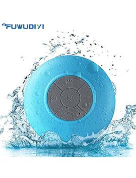 Portable Wireless Bluetooth Speakers Mini Waterproof Shower Speaker For I Phone Mp3 Handfree Car Speaker Bluetooth Receiver by Fuwudiyi