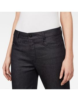 D Staq Mid Waist Skinny Ankle Chino by G Star