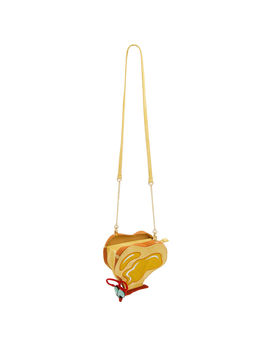 Bread And Butterfly Crossbody Bag For Women   Alice In Wonderland   Oh My Disney by Disney