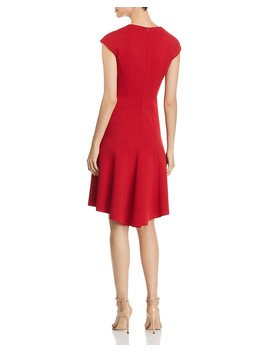 Moriah Fit And Flare Dress  by Elie Tahari