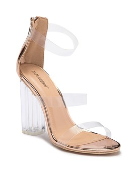 Naked Square Heel by Cape Robbin