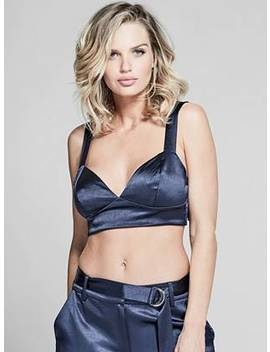 Adamina Bra Top by Guess