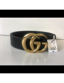 Gucci Marmot Belt Authentic With 1.5 Inch Buckle Nwt/New by Poshmark