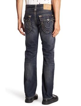 Straight Flap Warthworm Jeans by True Religion
