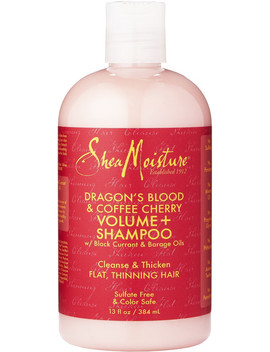 Dragon's Blood & Coffee Cherry Volume + Shampoo by Shea Moisture