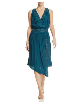 April Draped Dress by Ramy Brook