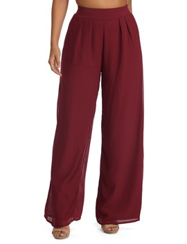 Perfectly Styled Wide Leg Pants by Windsor