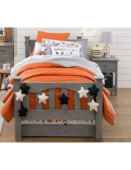 Snoopy® & Friends Halloween Sheet Set, Twin by Pottery Barn Kids