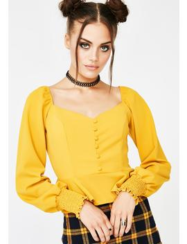 Gimmie Gimme Top by Hello Miss