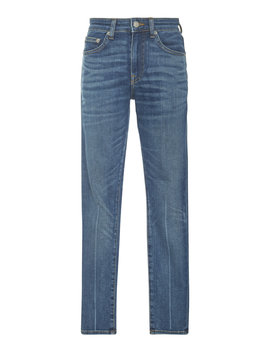 James Mid Rise Skinny Jean by Brock Collection