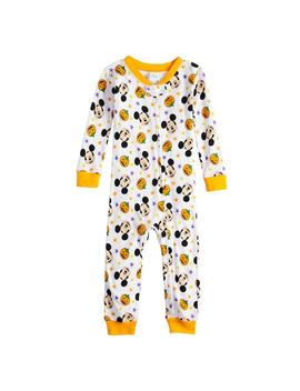 Disney's Mickey Mouse Baby Boy Halloween Coverall by Kohl's