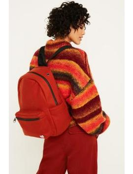 Bdg Large Wool Orange Backpack by Bdg